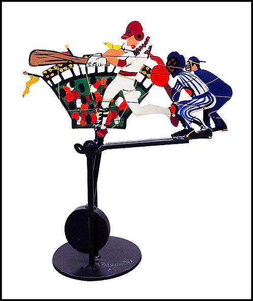 """Baseball"" by Frederick Prescott"