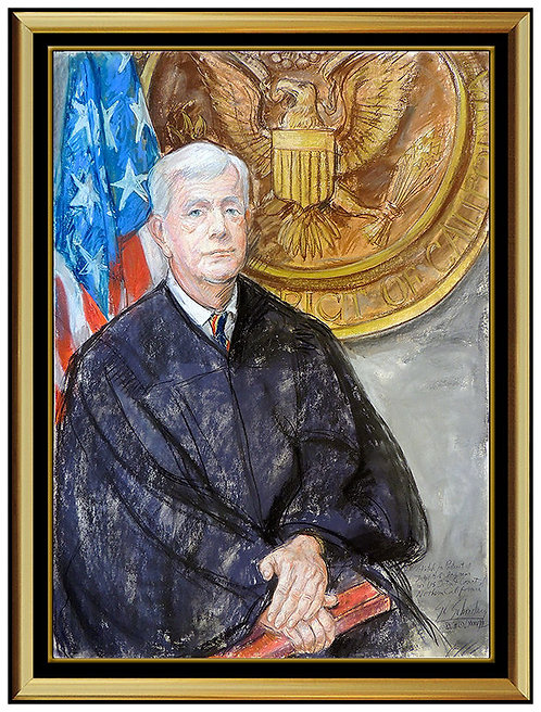 """Original Justice of the People"" by Sheldon SC Schoneberg"