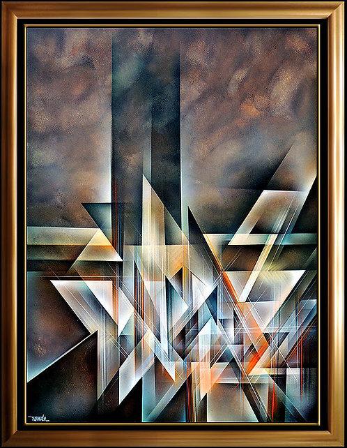 """""""Original Prismatic City"""" by Leonardo Neirman"""