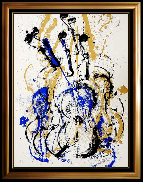 """Folk Song"" by Pierre Fernandez Arman"