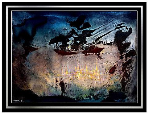 """""""Visions"""" by Leonardo Nierman"""
