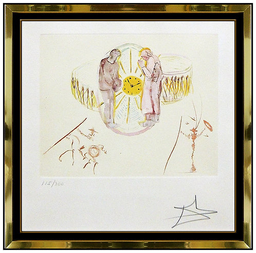 """""""The Official Catalog of Graphic Works by Salvador Dali"""" by Salvador Dali"""