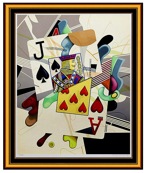 """Blackjack"" by Yankel Ginzburg"