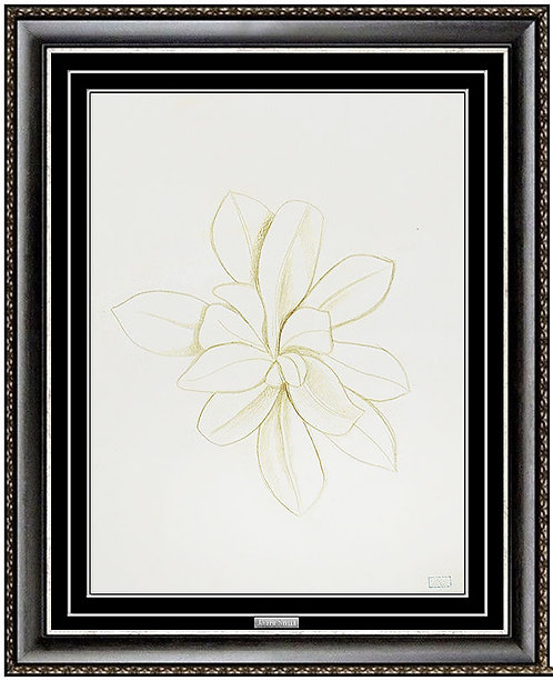 """Elegant Bloom"" by Joseph Stella"
