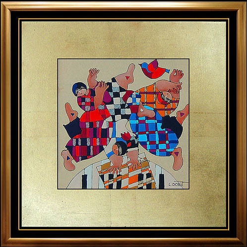 """Original Piano Melody"" by Dorit Levi"