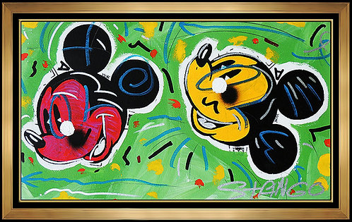 """Original Technicolor Mickey"" by John Stango"
