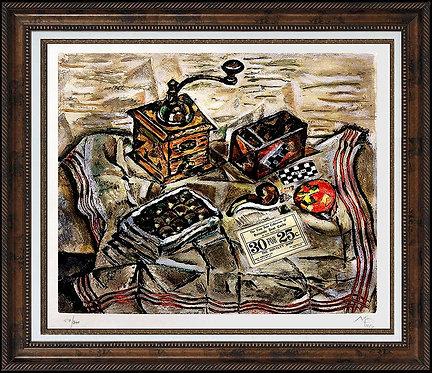 """Le Moulin A Cafe"" by Joan Miro"