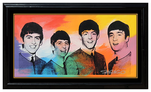 """The Beatles - Original"" by John Stango"