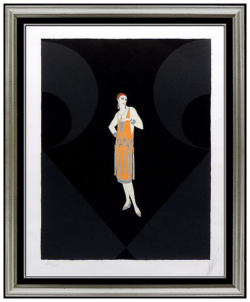 """Manhattan Mary I"" by Erte"