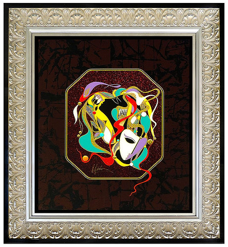 """Original Golden Gorgeous"" by Martiros Manoukian"
