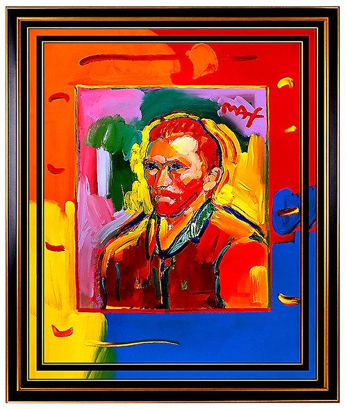 """""""Original Van Gogh"""" by Peter Max"""