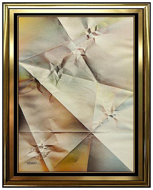 """""""Original Illusion"""" by Leonardo Nierman"""