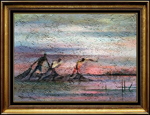 """""""Original Hombres De Mar"""" by Romeo Tabuena"""