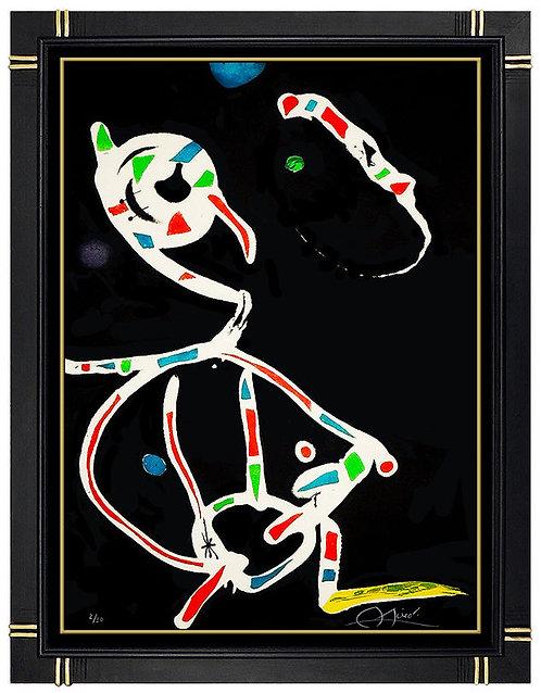 """""""La Traca III"""" by Joan Miro"""