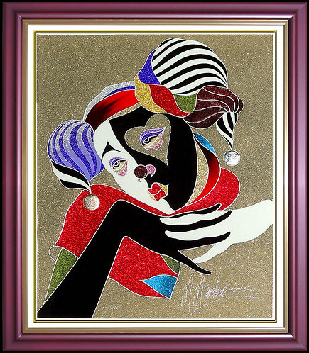 """Emptiness of Love"" by Martiros Manoukian"