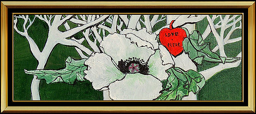 """Original Love of Flowers"" by Fleur Cowles"