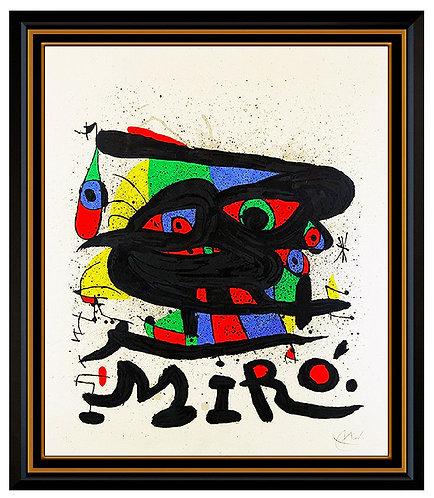 """""""Miro Sculptures"""" by Joan Miro"""