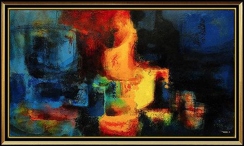 """""""Cosmic City"""" by Leonardo Neirman"""