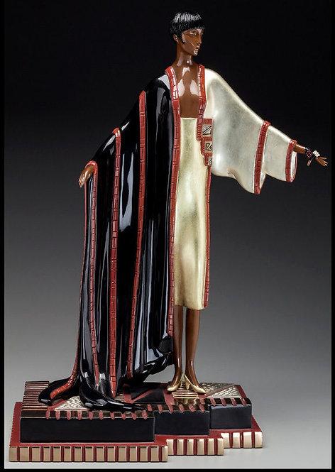 """Michelle - Sculpture"" by Erte"