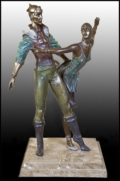 """Dance"" by Richard Shiloh"