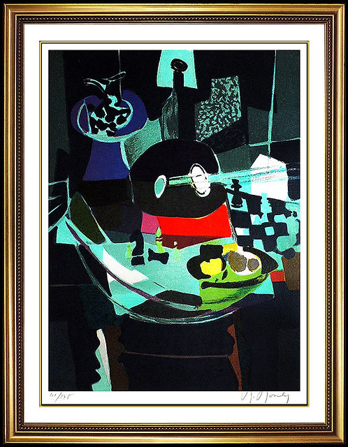 """""""Eches"""" by Marcel Mouly"""
