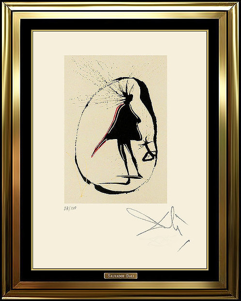 """Mephisto"" by Salvador Dali"