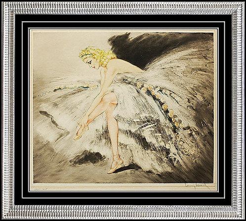 """""""Fair Dancer"""" by Louis Icart"""