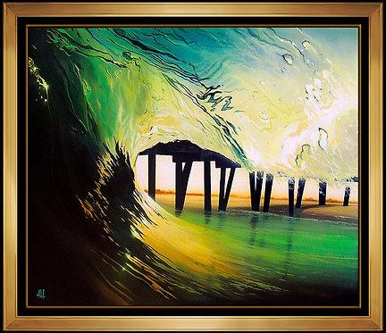 """Liquid Dreams Original"" by Ashton Howard"