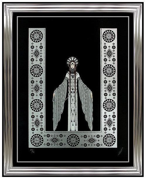 """Byzantine"" by Erte"