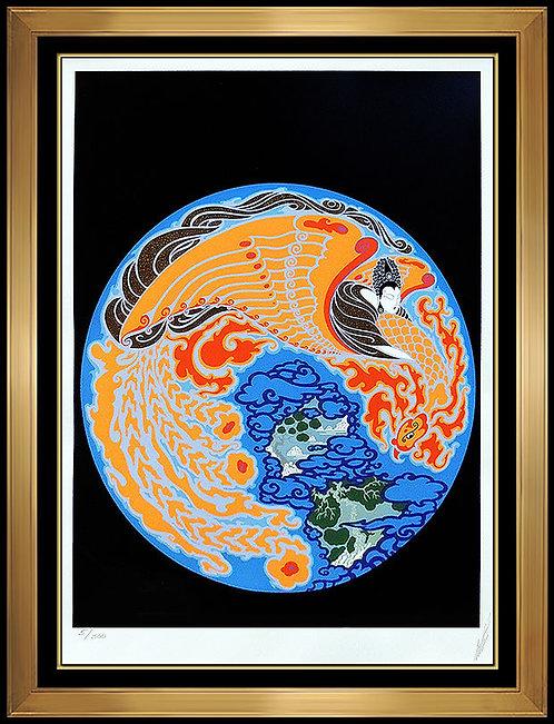"""Dream Voyage"" by Erte"