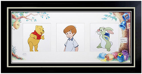 """""""The Adventures of Winnie the Pooh - Walt Disney Production Cell"""""""
