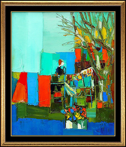 """March aux Fleur"" by Nicola Simbari"