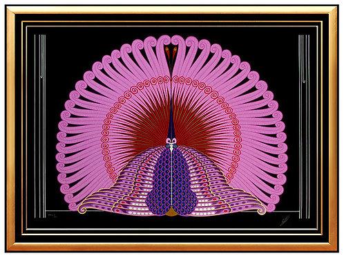 """""""Phoenix Reborn"""" by Erte"""