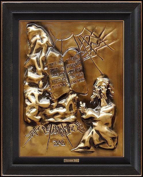 """""""Ten Commandments"""" by Salvador Dali"""