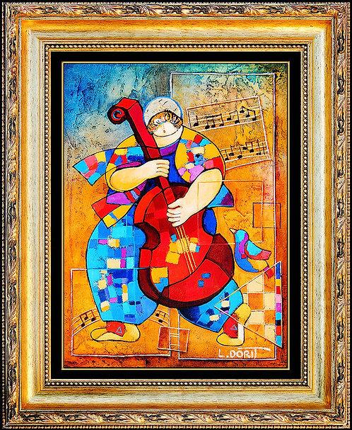 """Original Music at Night"" by Dorit Levi"