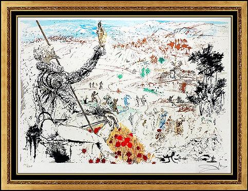 """L'age D'or"" by Salvador Dali"