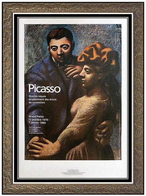 """""""La Danse Villageoise"""" by Pablo Picasso"""