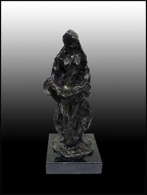 """The Source Maquette"" by Frederick Hart"