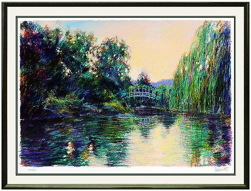 """""""Homage to Monet"""" by Aldo Luongo"""