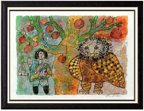 """""""La Cloche"""" by Theo Tobiasse"""