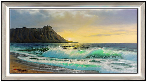 """""""Original Pacific Point"""" by Anthony Casay"""