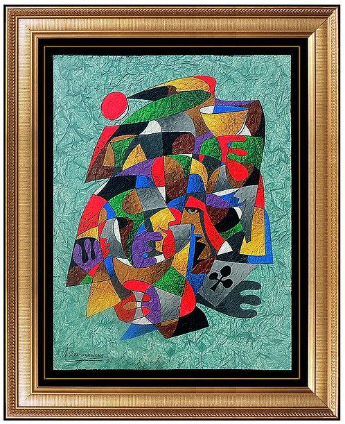 """""""Original Color of Music"""" by Anatole Krasnyansky"""