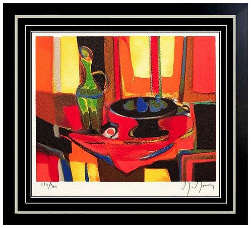 """Fruita y Vino"" by Marcel Mouly"