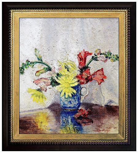 """New York Flowers"" by Johann Berthelsen"