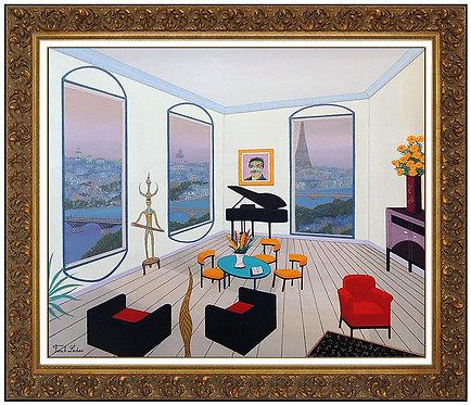 """""""Original Loft Sur Seine"""" by Fanch Ledan"""