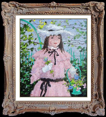 """""""Original Petite Fille D'Honneur"""" by Suzanne Eisendieck"""