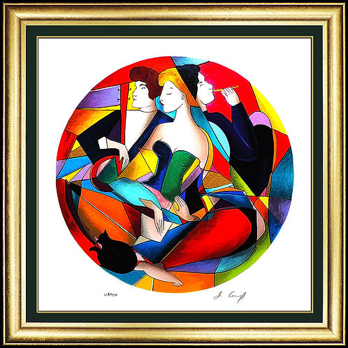 """""""Vertigo"""" by Linda Le Kniff"""