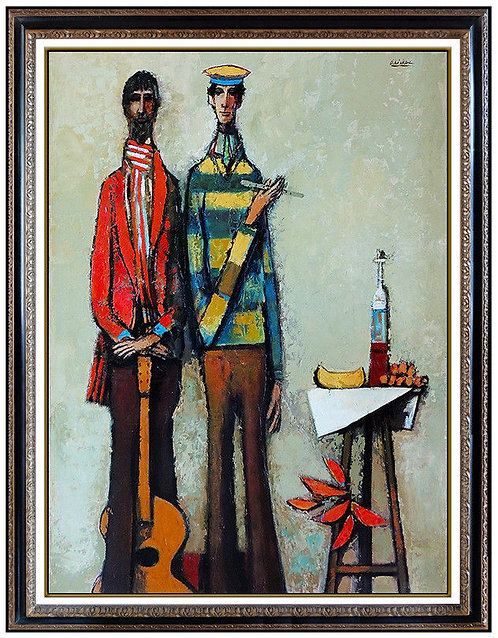 """Duo - Original"" by David Adickes"