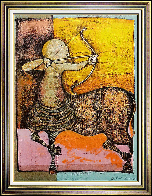 """Sagittarius"" by Graciela Rodo Boulanger"