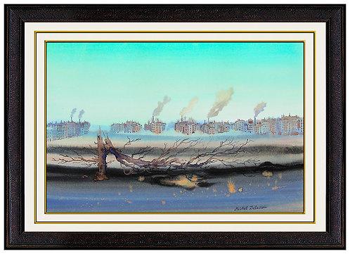 """""""Original Arbre Casse"""" by Michel Delacroix"""